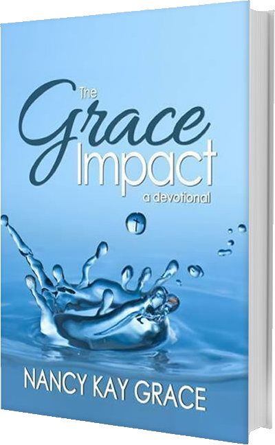 The Grace Impact - a devotional by author Nancy Kay Grace